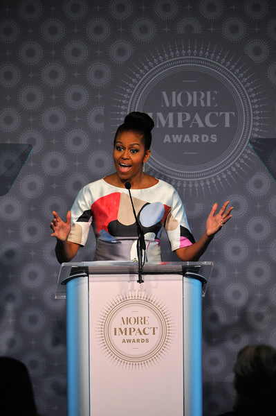 Michelle+Obama+2015+MORE+Impact+Awards+Luncheon+K0VFP1SMQvTl