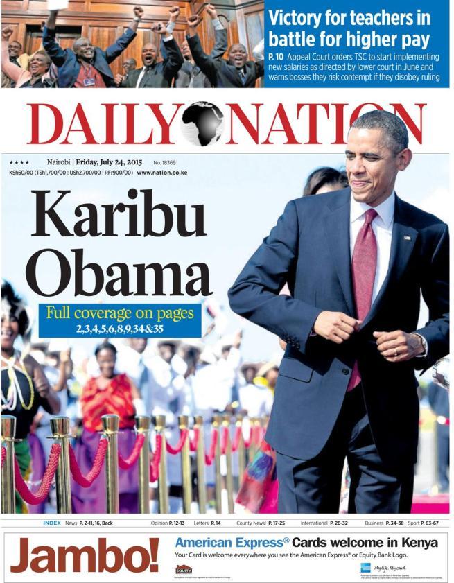 Barack The Obama Diary