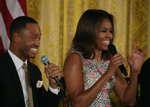 Michelle+Obama+Michelle+Obama+Hosts+2015+Beating+aCkF1PFmQj5l