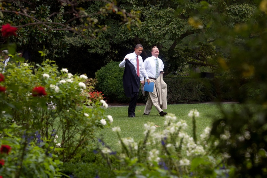 12 August 2015 The Obama Diary