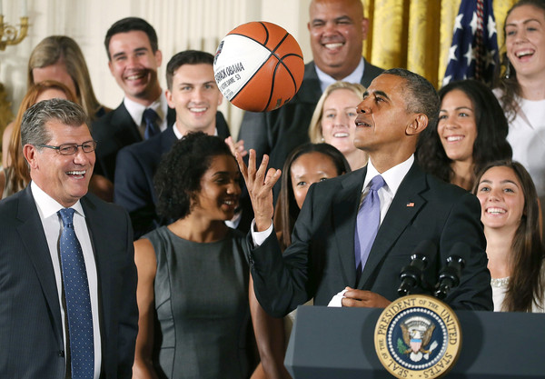 Barack+Obama+President+Obama+Hosts+NCAA+Women+pzvtJPtOEM7l