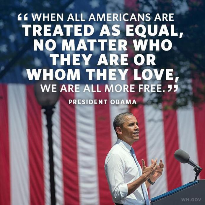 President Obama LGBT
