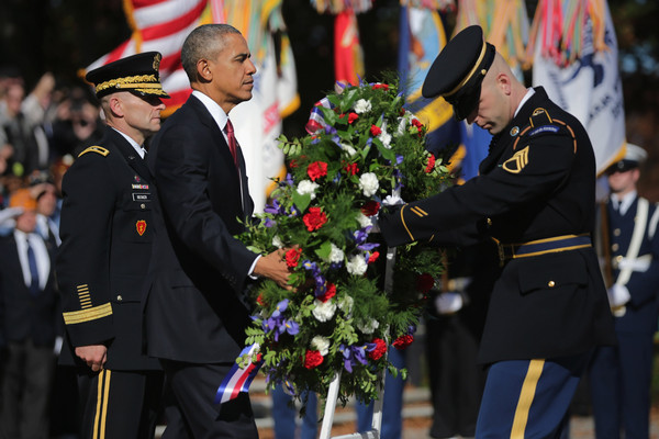Barack+Obama+Veterans+Day+Commemorated+Arlington+fsEz7LW1SsHl
