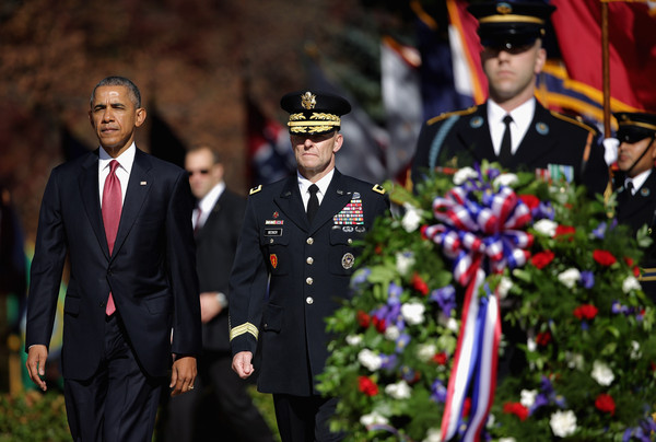 Barack+Obama+Veterans+Day+Commemorated+Arlington+OtIpXs1mKD2l