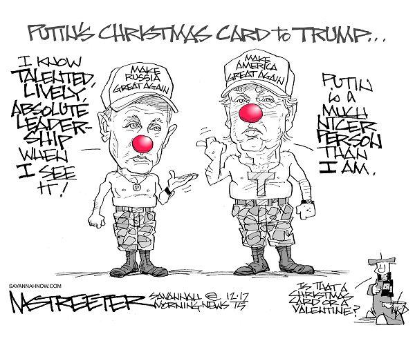 """Vlad the Flatterer"" (Mark Streeter/Savannah Morning News)"