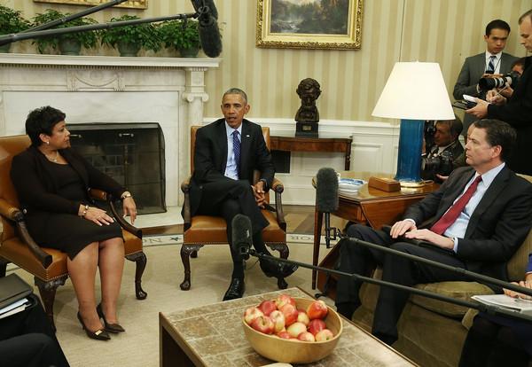 Barack+Obama+President+Obama+Meets+Loretta+PmddByBSwYJl