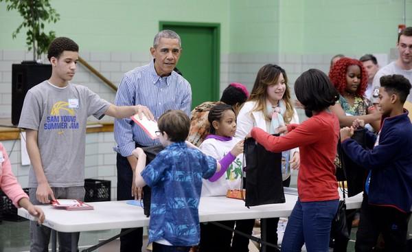 Barack+Obama+Washington+DC+Commemorates+Martin+WGlDbZQXGMkl