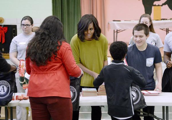 Michelle+Obama+Washington+DC+Commemorates+J-uNoM5ny2dl