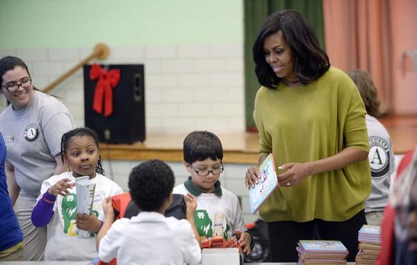 Michelle+Obama+Washington+DC+Commemorates+obaJ3Usuvexl