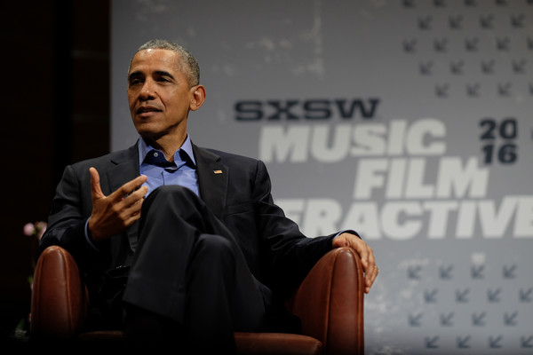 Barack+Obama+President+Barack+Obama+2016+SXSW+2nxyrvm9Titl
