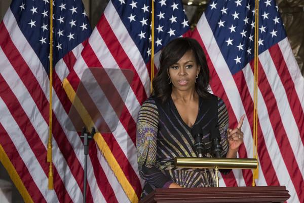 Michelle+Obama+Michelle+Obama+Jill+Biden+Attend+n47WKCzmrswl