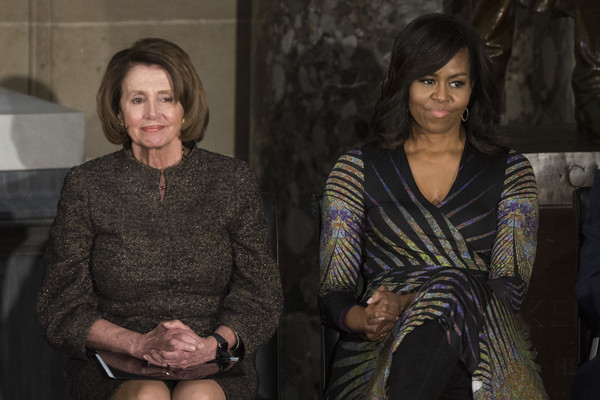 Michelle+Obama+Michelle+Obama+Jill+Biden+Attend+pSq_SqgQN4Bl