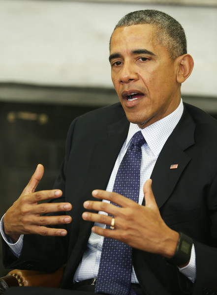 Barack+Obama+President+Obama+Meets+NATO+Secretary+0UPRAbomijEl