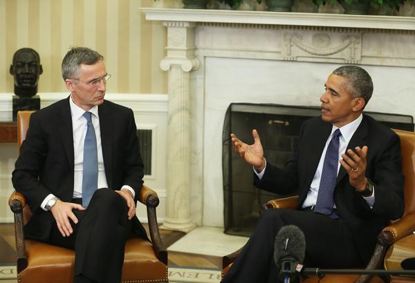 Barack+Obama+President+Obama+Meets+NATO+Secretary+qNs_5fVLVf-l