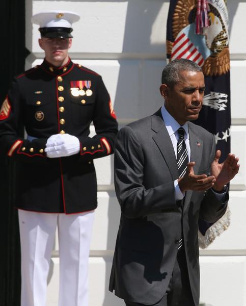 Barack+Obama+President+Obama+Welcomes+Wounded+cJNpeCkv1Afl
