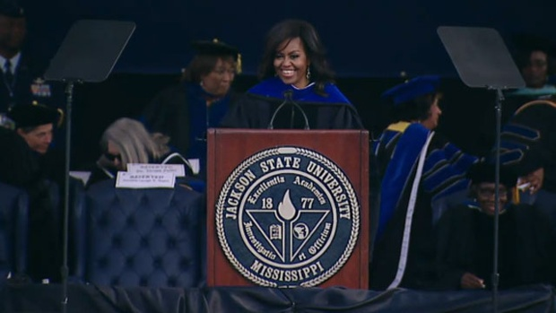 First-Lady-Michelle-Obama-at-JSU