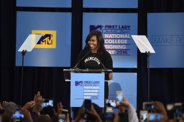 Michelle+Obama+3rd+Annual+College+Signing+5PdkQUMZGuCl