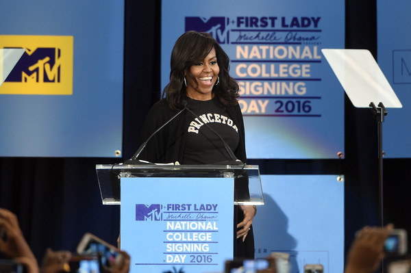 Michelle+Obama+3rd+Annual+College+Signing+bYsTLPOKNr1l
