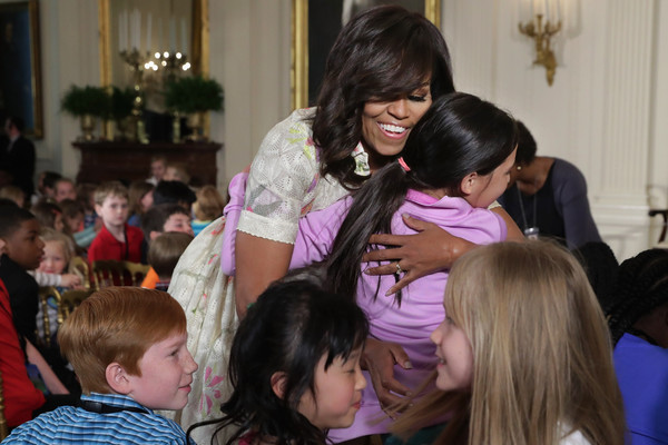 Michelle+Obama+First+Lady+Michelle+Obama+Speaks+4P7ebNzV24el
