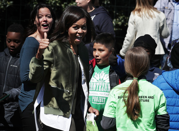 Michelle+Obama+Michelle+Obama+Joins+Students+7nFRwE6ZZOMl