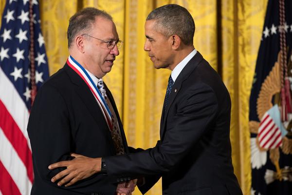 Barack+Obama+President+Obama+Awards+National+42OKGEyuuADl