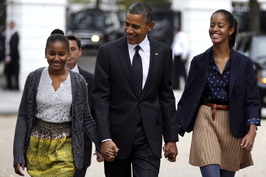 Obama-daughters