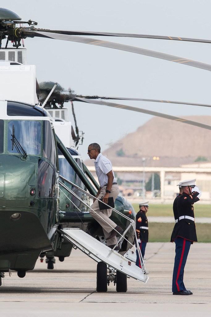 Barack+Obama+President+Obama+Departs+Camp+WheelTgkXh2x