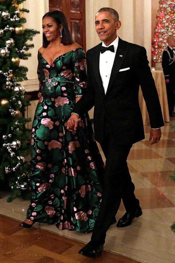 michelle-obama-gucci-dress